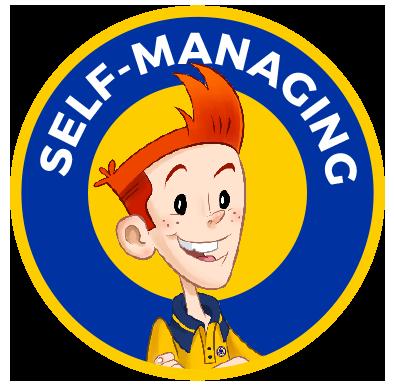 self-managing