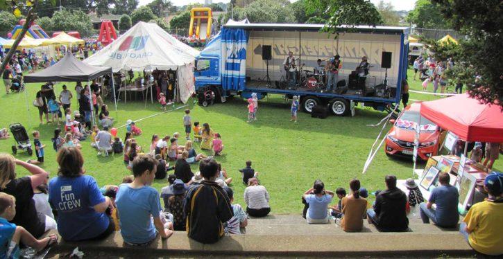 Cornwall Park School Fair – Cornwall Park District School