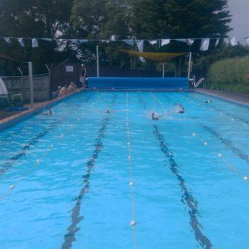 Swimming Sports On Monday