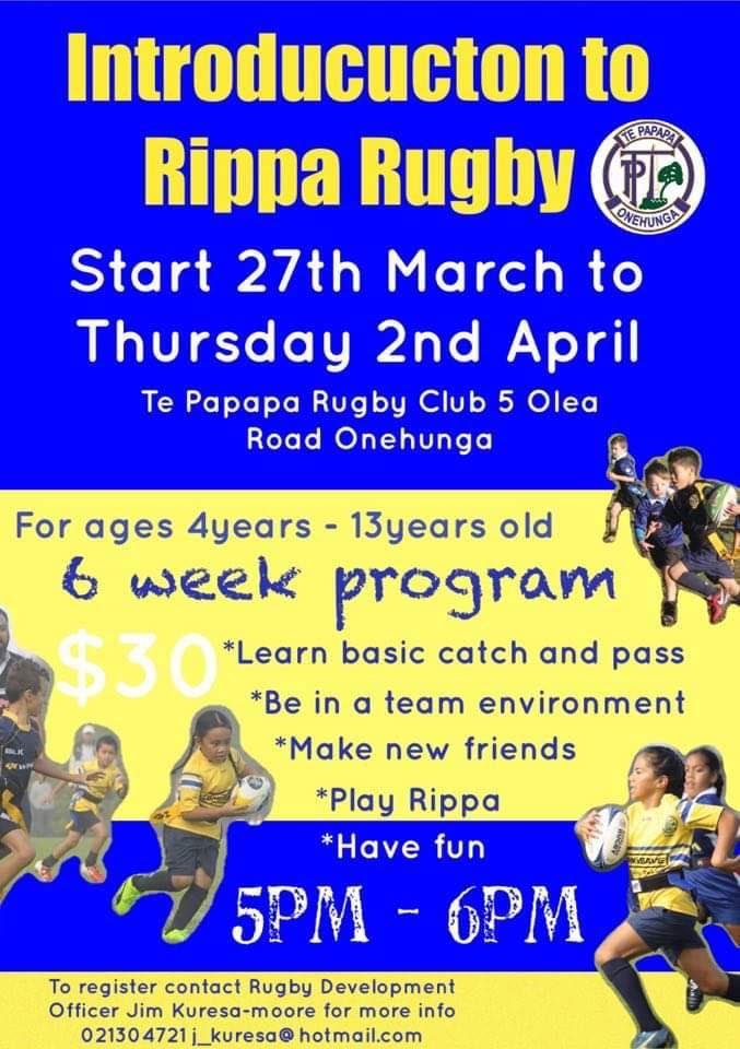 Onehunga-Te Papapa Rugby Club