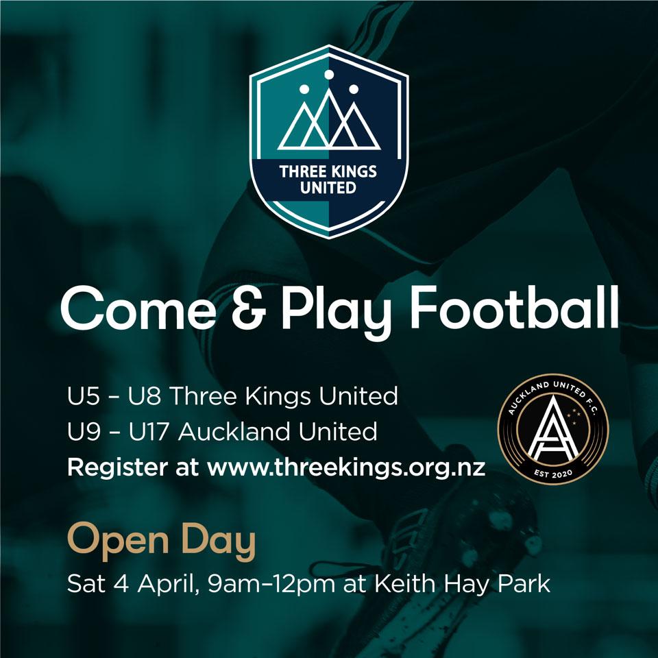 Three Kings United Football Club