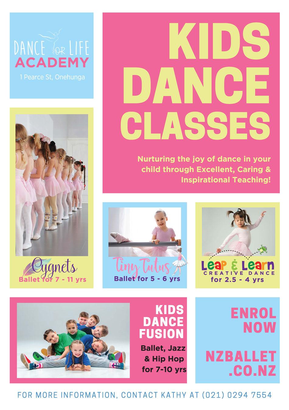 Dance for Life Academy